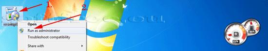 Tutorial CCleaner localizarea installer-ului pe desktop