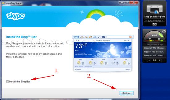 Tutorial Skype alte instalări