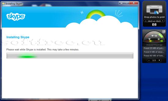 Tutorial Skype instalare