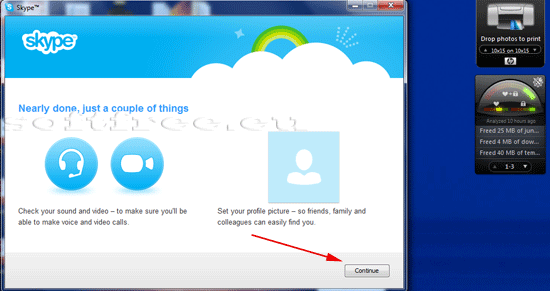 Tutorial Skype verificare compatibilitate